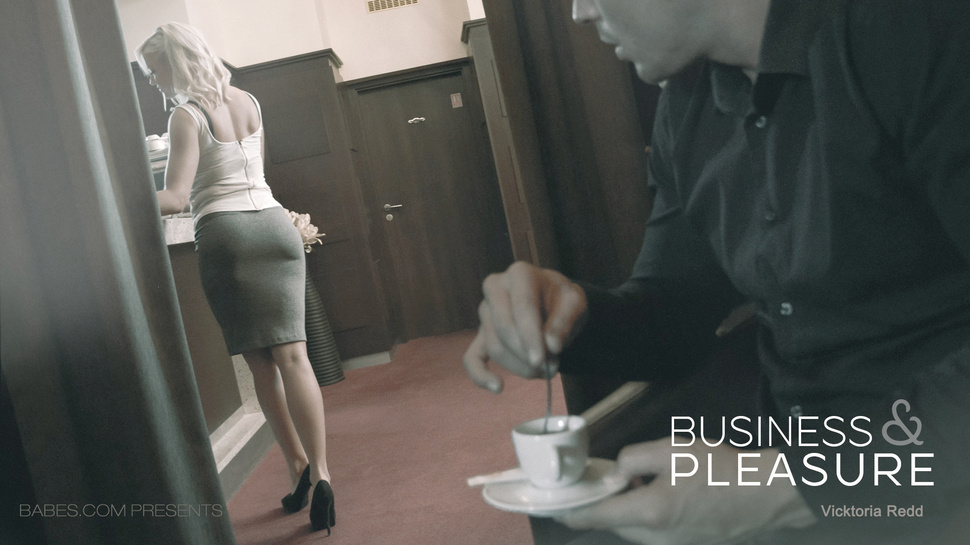Babes - Business and Pleasure - Vicktoria Redd